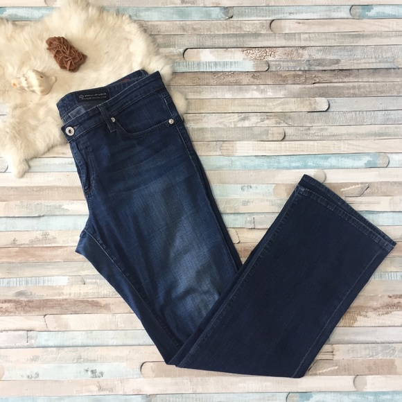 """90ec1f86234 Ag Adriano Goldschmied Denim - AG """"The Angelina"""" Petite Bootcut Jeans Size  30R"""